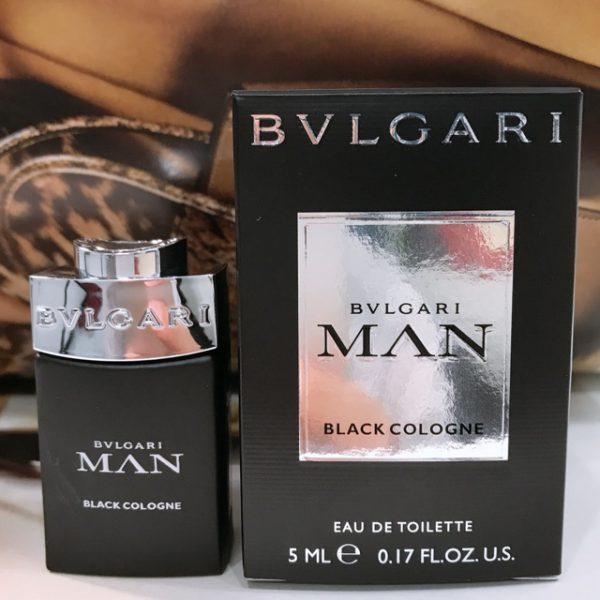 Nước hoa Bvlgari Man Black Cologne