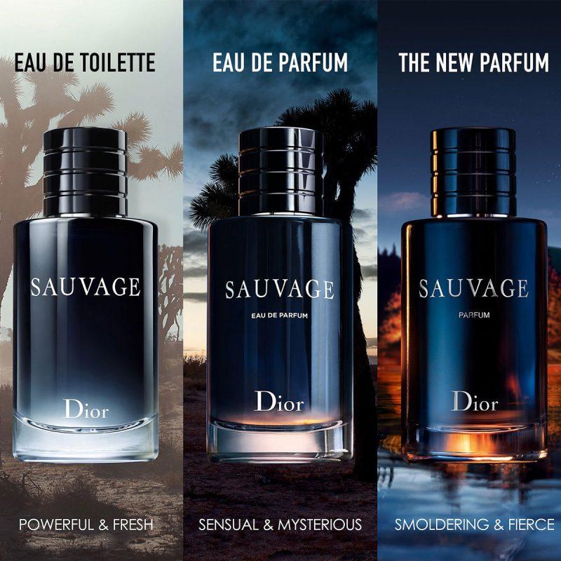 Nước hoa Dior Sauvage Parfum 2019