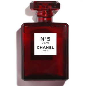 Nước Hoa Chanel No5 L'eau Red EDT 2018 100ml