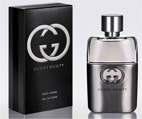 Nước hoa nam Guilty Pour Homme của hãng GUCCI