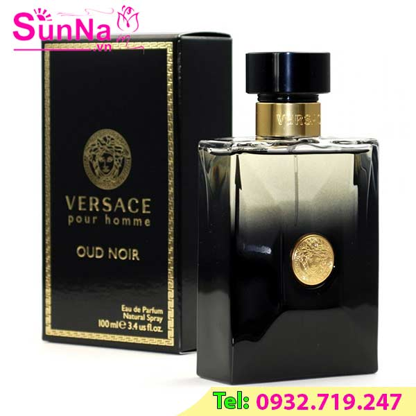 Nước hoa Versace Pour Homme Oud Noir EDP