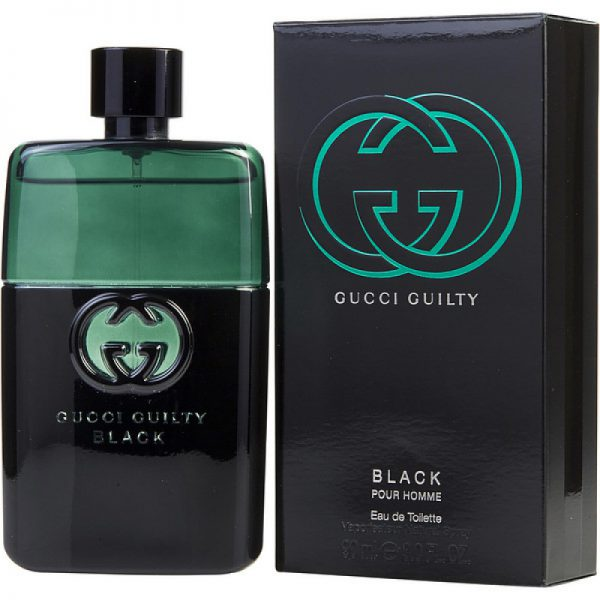 Nước hoa Gucci Guilty Black Pour Homme EDT 90ml