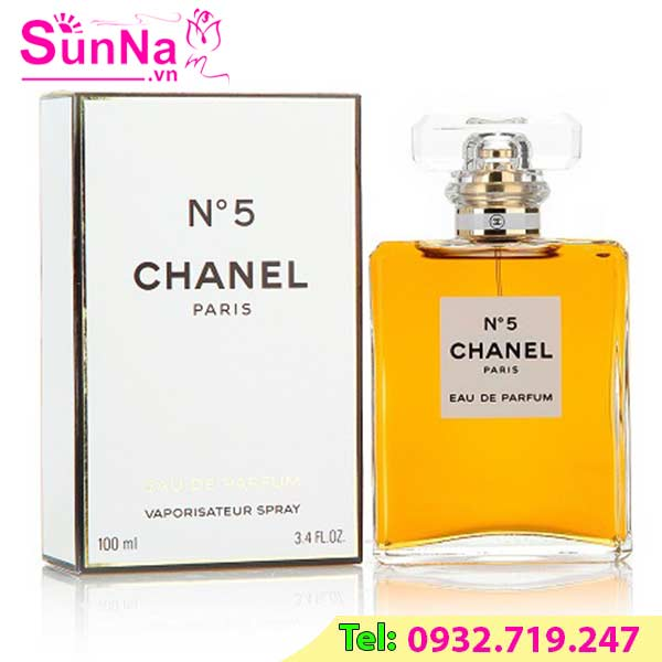 Nước Hoa Chanel No5 Eau De ParFum 100m
