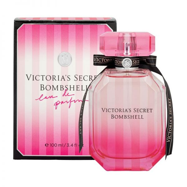 Nước hoa Victoria Secret Bombshell EDP 100ml được ra mắt vào tháng 9/2010. Đây là dòng nước hoa có hương trái cây thơm ngát. Mùi nước hoa thơm nhất của Victoria Secret