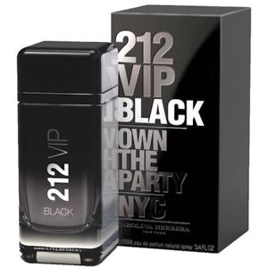 Carolina Herrera 212 Vip Black Own The Party NYC 100ml