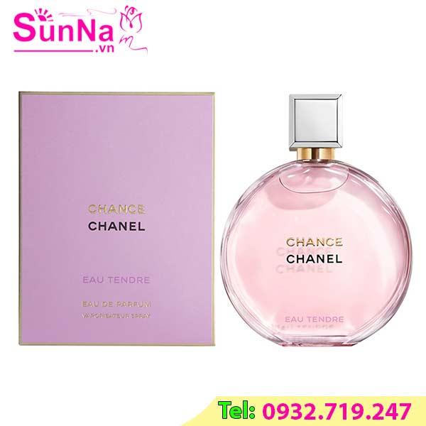 Nước hoa Chanel Chance Eau Tendre EDP 100ml
