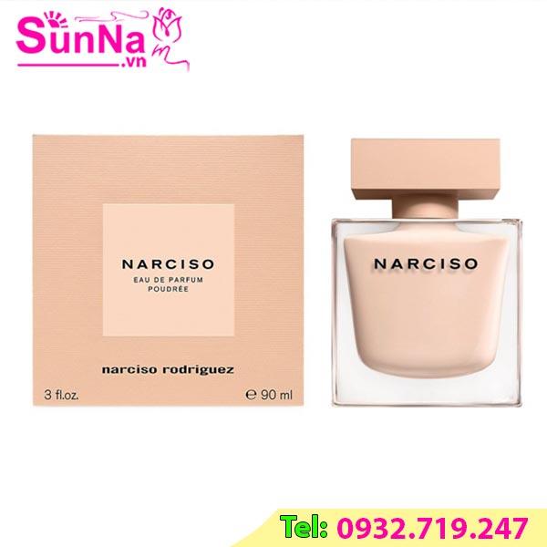 Nước hoa Narciso Poudree EDP 90ml [Narciso Cam]