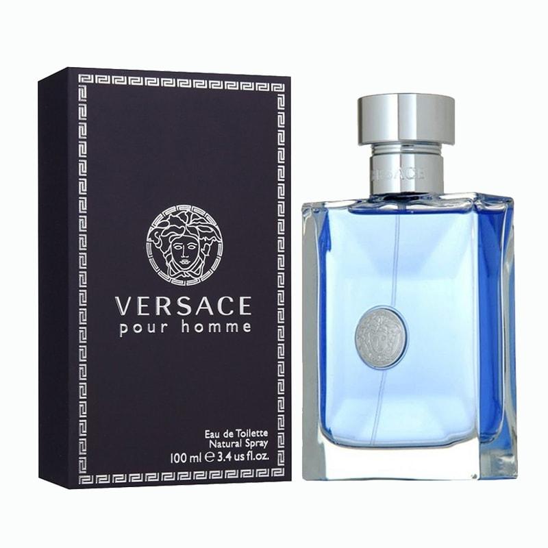 Review nước hoa Versace Pour Homme EDT