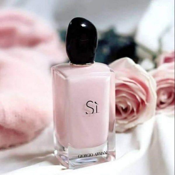 Nước hoa Sì Fiori EDP chai hồng