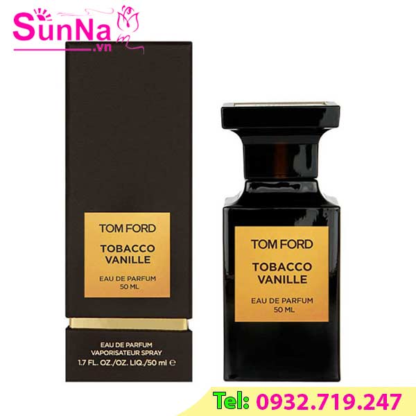 Nước Hoa Tom Ford Tobacco Vanille EDP 50ml