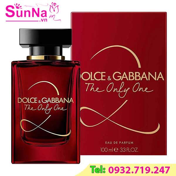 Nước Hoa Dolce & Gabbana The Only One 2 EDP 100ml
